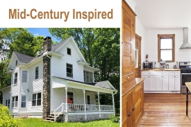 Mid-Century INSPIRED FARMHOUSE - Includes 25k FURNISHINGS -- TURNKEY -- Established AirBnB