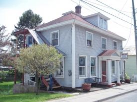 CATSKILL INVESTMENT - Retail space + studio & 2 bed apartment