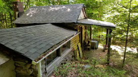 Little Cabin in the Woods -