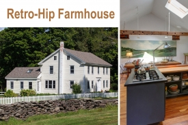 RETRO-HIP RENOVATED Farmhouse - Totally RENOVATED 1830 FARMHOUSE