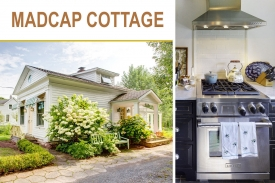 MADCAP 1840's COTTAGE - 1840's Cottage - Gutted & Totally Renovated