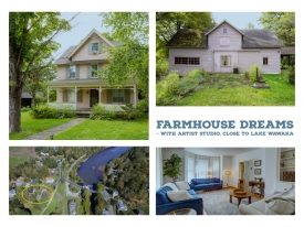 Farmhouse Dreams  - Farmhouse Dreams
