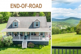 Totally PRIVATE Catskill Home - Private MOUNTAINTOP Setting -- Spring-fed SWIM POND