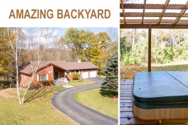 Meticulously Maintained Home - Gorgeous PRIVATE & LUSH BACKYARD