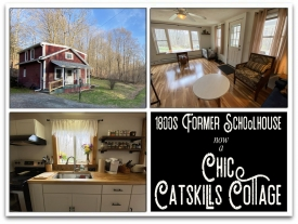 Chic Catskills Cottage - VIDEO WALK-THROUGH AVAILABLE!