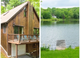 Privacy and comfort at the lake - LAKE RIGHTS !