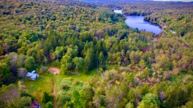 Catskill Memory Maker on Lake Muskoday! - 100+ Acres and Lake Frontage