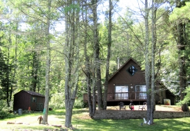 ADORABLE CATSKILLS CHALET - Minutes to SKI CENTERS