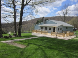 Catskill Mountain Ranch on 11 Ac. with Pond - Catskill Mtn. Ranch on 11 Ac.