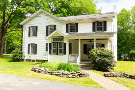 Classic Colonial in the CATSKILLS! - 1.09 Acres