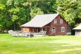 GET AWAY! GET AWAY! to the Mountains !! - SECLUDED CABIN near STAMFORD