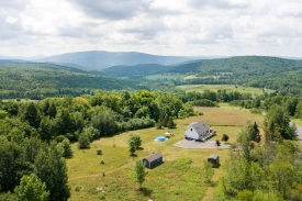 COMMANDING CATSKILLS VIEWS - Only 2.5 HRS from GWB