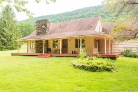 SECLUDED CATSKILL PROPERTY - PRIVACY