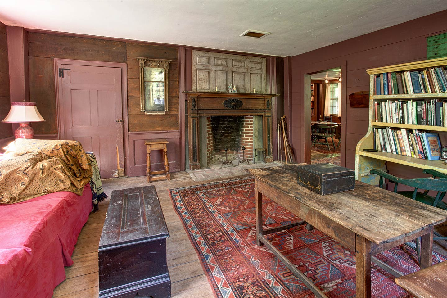 Catskills Colonial Home